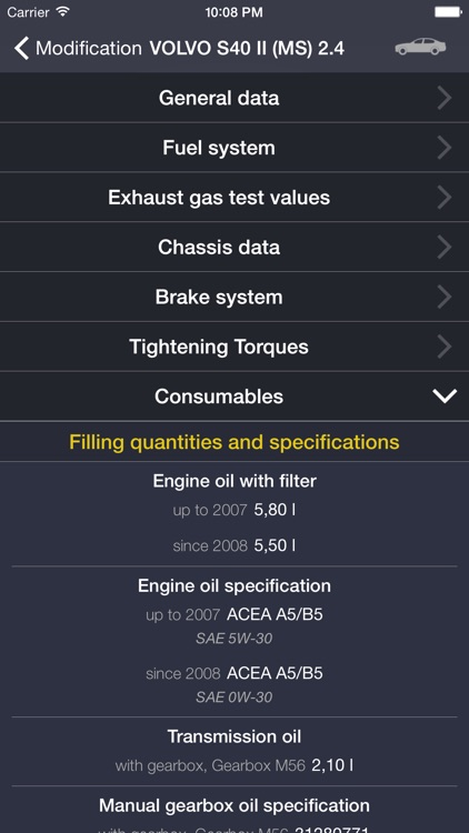 TechApp for Volvo screenshot-4