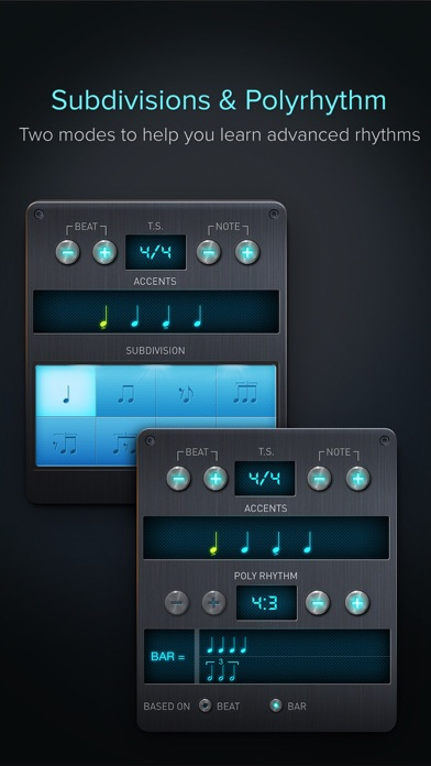 Pro Metronome - Tempo,Beat,Subdivision,Polyrhythm wiki review and how to guide