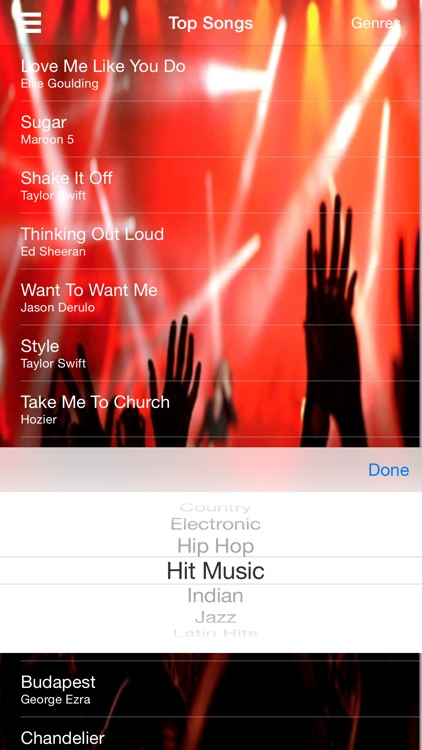JukeBox: On-Demand Songs & Talk Shows screenshot-3