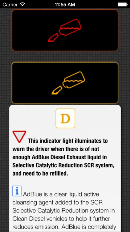 App for Volkswagen Cars - Volkswagen Warning Lights & VW Road Assistance - Car Locator screenshot-2