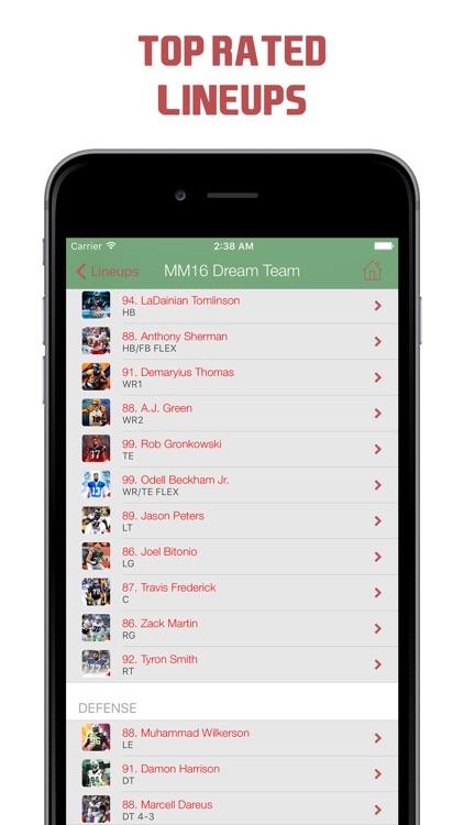 Pocket Wiki for Madden NFL 16 screenshot-3
