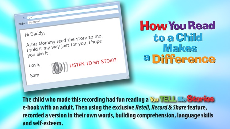 The Lion and the Mouse with WordWinks and Retell, Record & Share screenshot-4