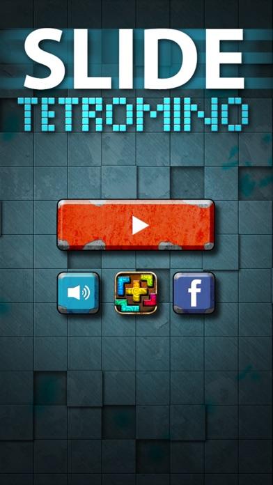 Screenshot #3 pour Slide Tetromino Premium