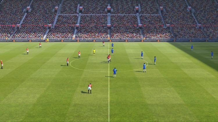 3D International Soccer Star Cup screenshot-4