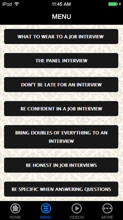 10 Myths of Job Interview Finally Shattered screenshot-4