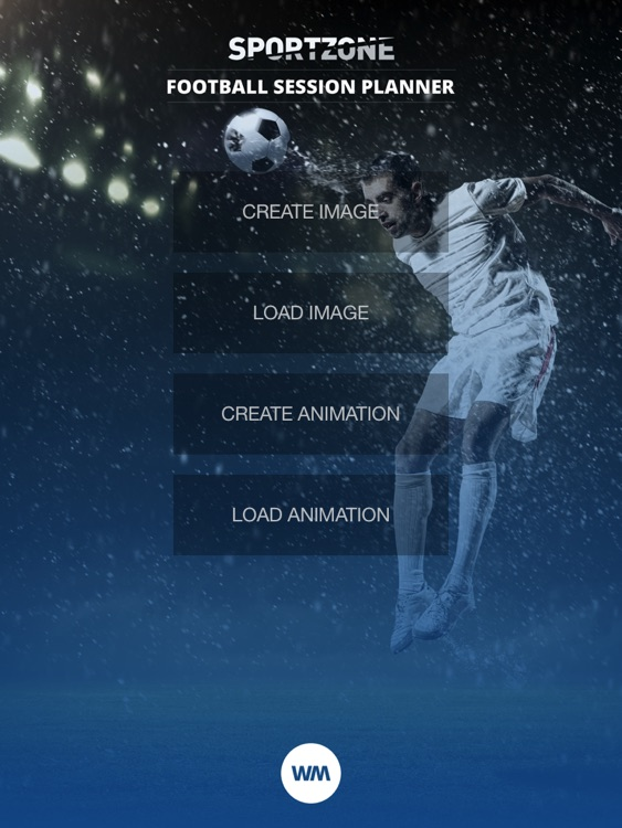 Sport Zone Football Session Planner