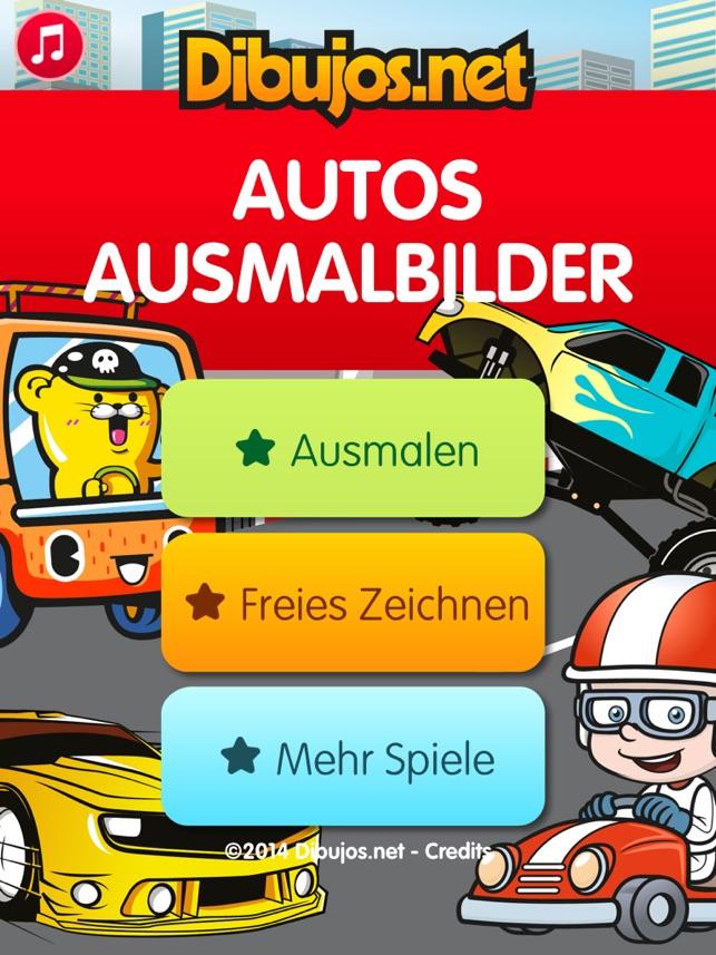 Autos Ausmalbilder Im App Store
