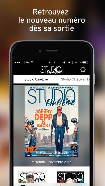 Studio Ciné Live - Magazine : Toute l'actu du cinéma.