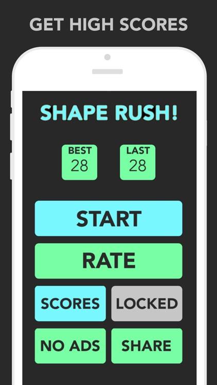 Shape Rush!