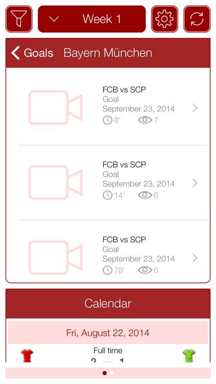 Deutsche Fußball 2011-2012 - Mobile Match Centre screenshot-4