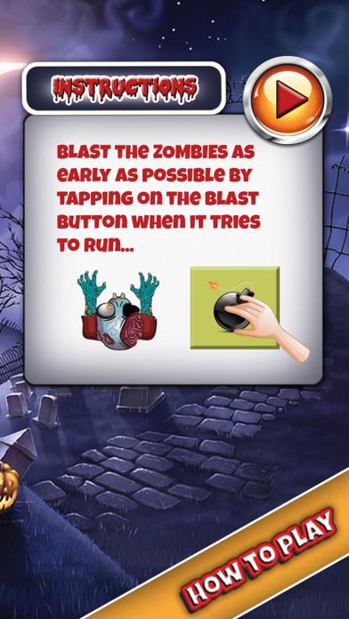 Zombies Attack – Crazy escape & run game screenshot two
