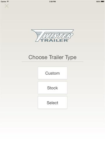 Screenshot of Twister Trailer