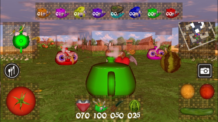 Crazy Teapots 3D screenshot-3