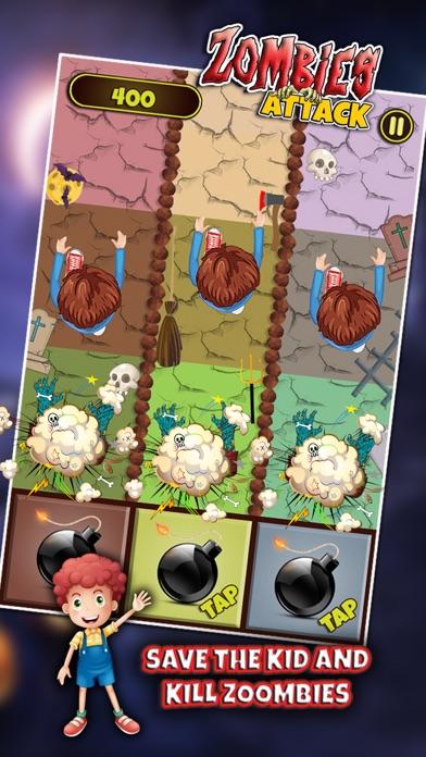 Zombies Attack – Crazy escape & run game screenshot four