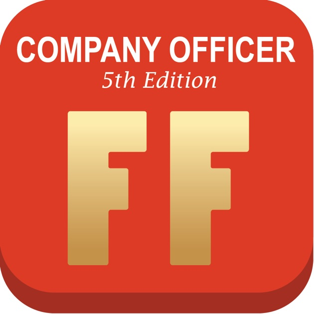 Flash fire company officer 5th edition fandeluxe Choice Image