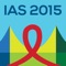 The mobile app for the 8th IAS Conference on HIV Pathogenesis, Treatment and Prevention (IAS 2015) in Vancouver, Canada, from 19 July to 22 July 2015