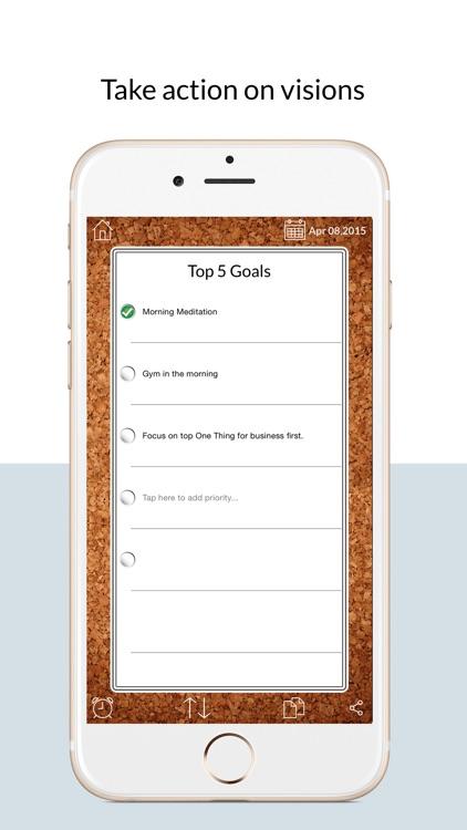 Hay House Vision Board screenshot-3