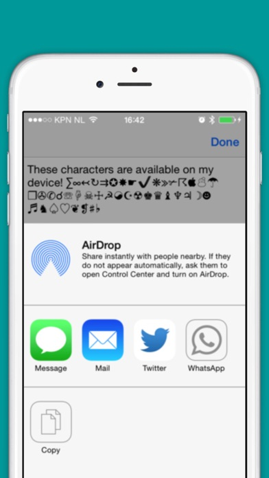Download Characters and Symbols LITE for Pc