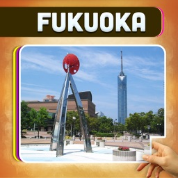 Fukuoka City Offline Travel Guide