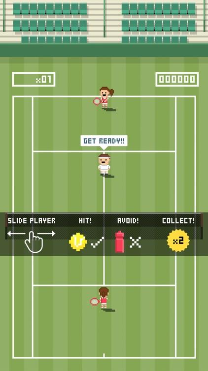 Tiny Tennis screenshot-0