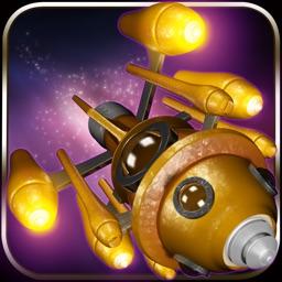Blast Off! - Retro Rocket Jump to Space