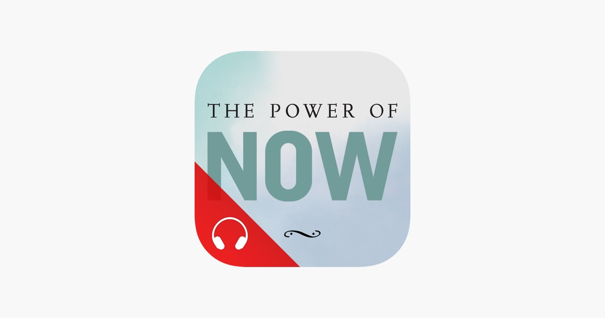Practicing The Power Of Now By Eckhart Tolle With Audio On The App Store