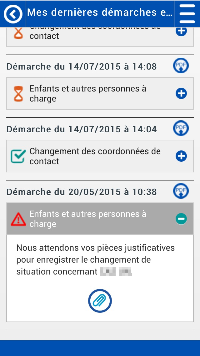 download Caf - Mon Compte apps 3