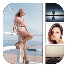PicFrames : Picture Collage Creator, Photo Frames Maker