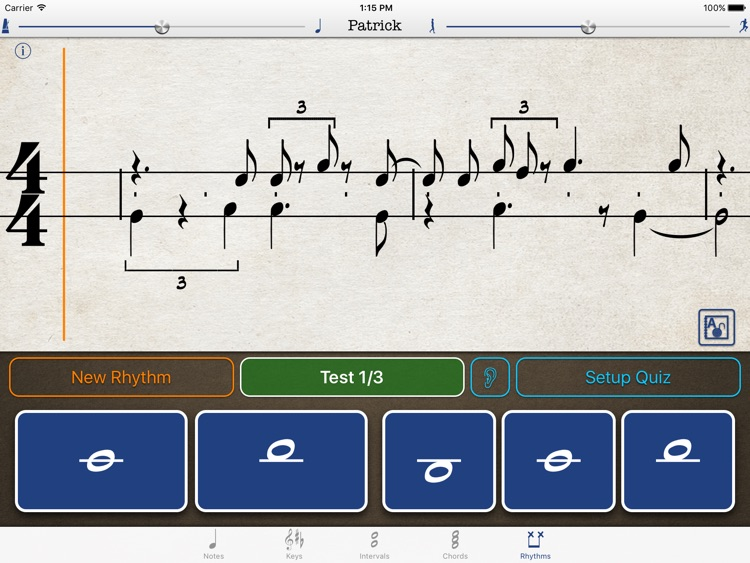 Music Theory Advanced screenshot-4
