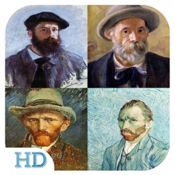 Art Gallery HD for iPad - Van Gogh , Monet , Klimt , Renoir