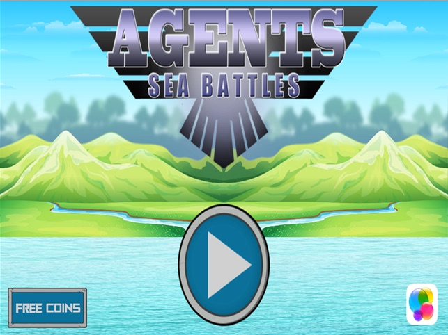Agents Sea Battles - Fight to Survive above Water!