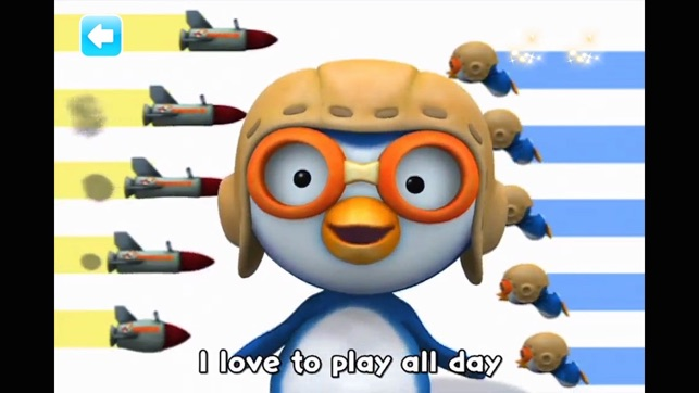 Pororo the little penguin i wish i could fly on the app store iphone screenshots altavistaventures Image collections