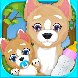 My Newborn Puppy - Baby & Mommy Dog Pregnancy Care Kids Pets Games