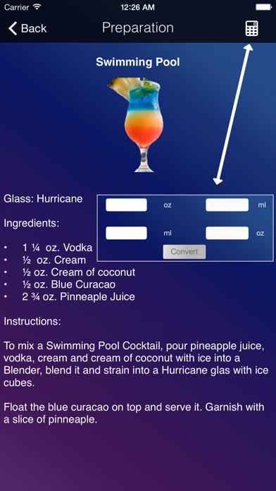 Screenshot for Bebidas & Drinks in Kazakhstan App Store
