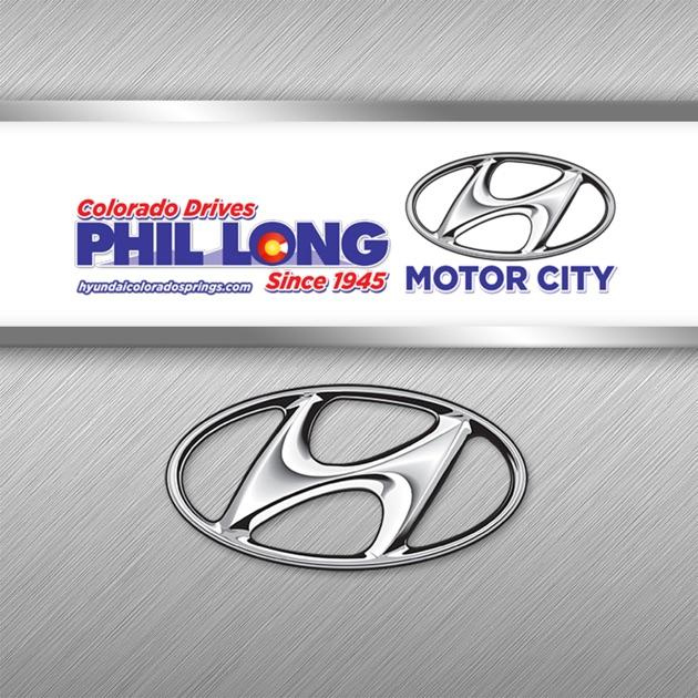 App Store Phil Long Dealerships