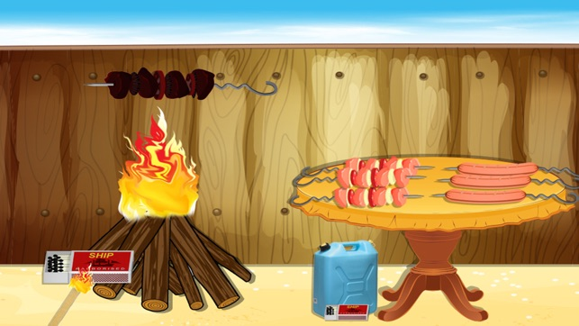 Cooking with Water Clipart