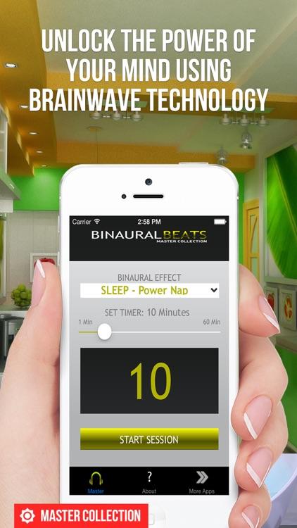 Binaural Beats Master Collection