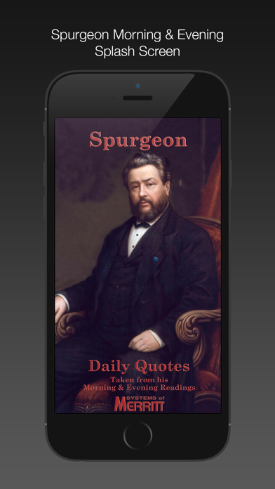 Spurgeon Daily Quotes review screenshots