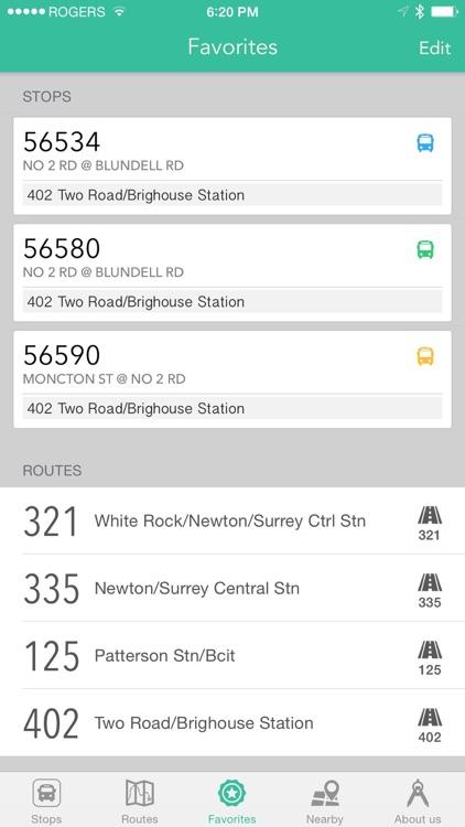 Transit Pro: Vancouver screenshot-4
