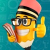 Worders - word search puzzle game, find and guess words on the field