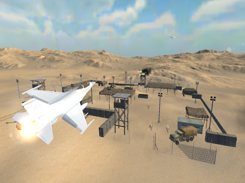 Fighter Plane Desert Combat | App Price Drops