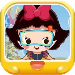 公主海洋世界大冒险 早教 儿童游戏