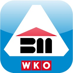 wko bau o on the app store. Black Bedroom Furniture Sets. Home Design Ideas