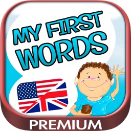 My first words - learn english for kids - Premium