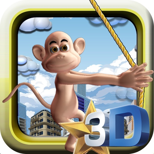 Super Gorilla City 3D