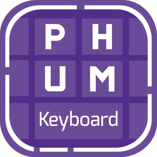 Phum Keyboard by Biz Solution Co , Ltd