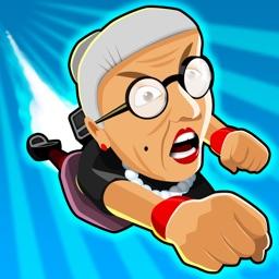 Angry Gran-Toss