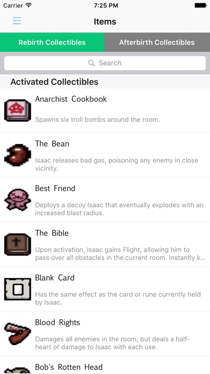 Ultimate Items Guide Plus for Binding of Isaac: Rebirth and Afterbirth