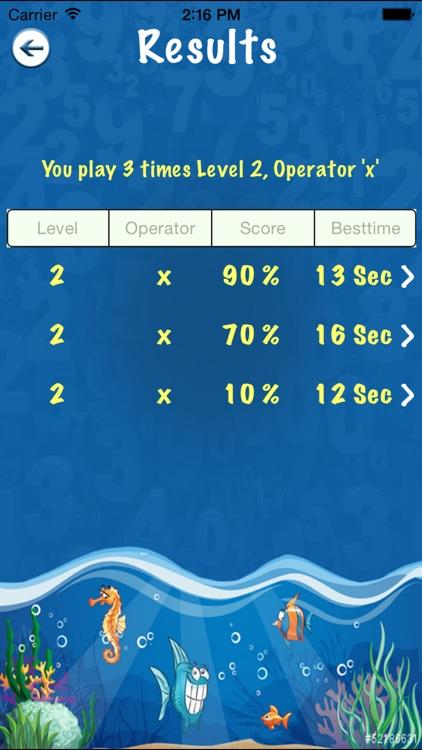 Math Challenge - Free Workout screenshot-3