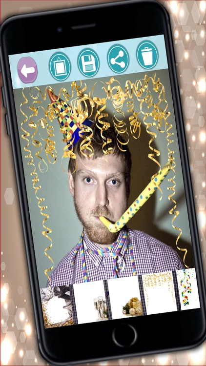 2017 Happy New Year Photo Frames Album – Pro